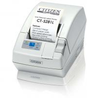 Термопринтер этикеток и чеков Citizen CT-S281L